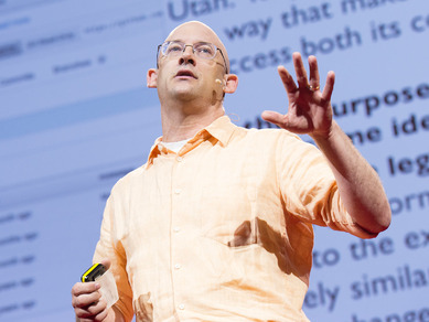 Clay Shirky: How the Internet will (one day) transform government | Video ...