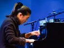 Jennifer Lin: Improvising on piano, aged 14