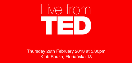 TEDxKrakwLive