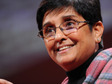 Kiran Bedi: A police chief with a difference