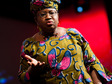 Africa lo  vyaparam gurinchi Ngozi-Iweala prasangam