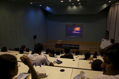 TEDxJGUniversityLive