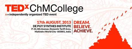 TEDxChMCollege