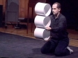 Michael Moschen juggles rhythm and motion