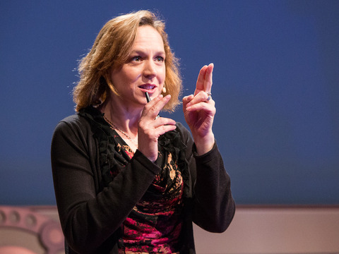 TED: Jennifer Healey: If cars could talk, accidents might be avoidable - Jennifer Healey (2013)