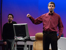 Sergey Brin e Larry Page falam sobre o Google