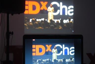 TEDxReghinChange