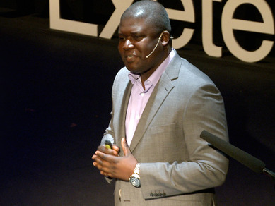 Bandi Mbubi: Demand a fair trade cell phone   Video on TED.com