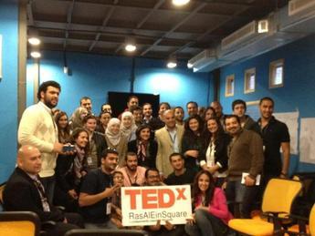 TEDxRasAlEinSquareChange