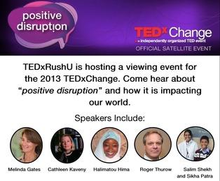 TEDxRushUChange