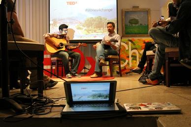 TEDxIslamabadChange