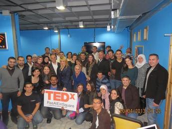 TEDxRasAlEinSquareSalon