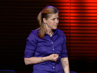 Janine Shepherd: A broken body isn't a broken person | Video on TED.com