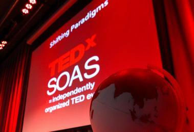 TEDxSOAS