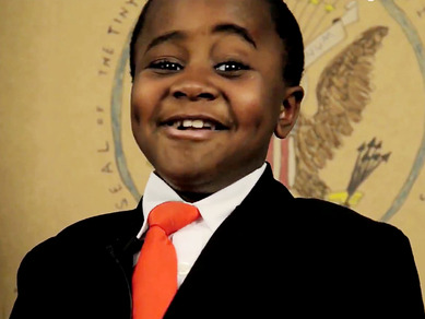 Kid President: I think we all need a pep talk | Video on TED.com
