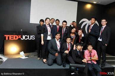 TEDxJCUS