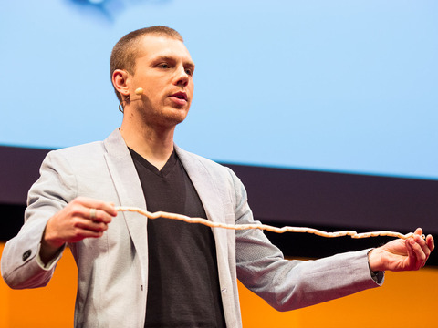 "TED: Skylar Tibbits: The emergence of ""4D printing"" - Skylar Tibbits (2013)"