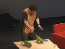 Caleb Chung: Playtime with Pleo, your robotic dinosaur friend