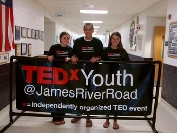 TEDxYouth@JamesRiverRoad