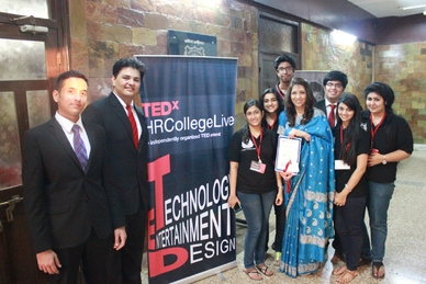 TEDxHRCollegeLive
