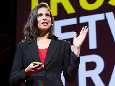 Rachel Botsman: The currency of the new economy is trust | Video on TED.com