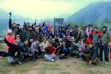 TEDxFairyMeadows