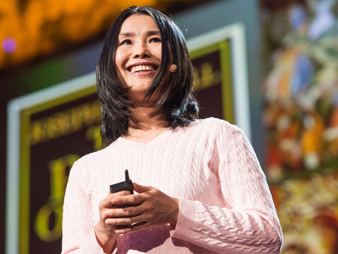 TED: Lisa Bu: How books can open your mind - Lisa Bu (2013)