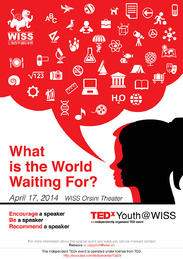 TEDxYouth@WISS