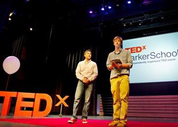 TEDxParkerSchool