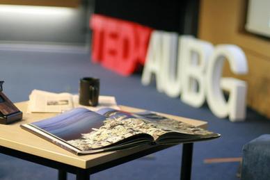 TEDxAUBG
