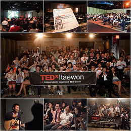 TEDxItaewonLive