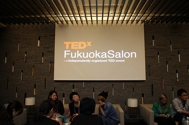 TEDxFukuokaSalon