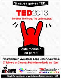 TEDxCondesaRomaLive