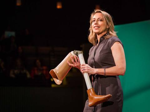 TED: Krista Donaldson: The $80 prosthetic knee that's changing lives - Krista Donaldson (2013)