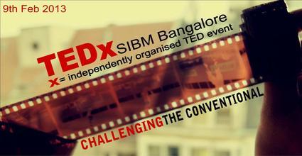 TEDxSIBMBangalore