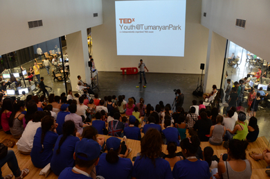 TEDxYouth@TumanyanPark