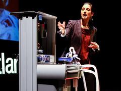 Erica Frenkel: The universal anesthesia machine