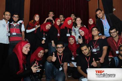 TEDxYouth@Zagazig
