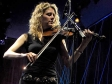 Natalie MacMaster fiddles in reel time