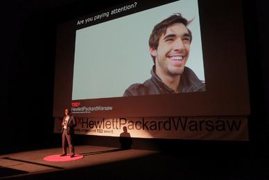 TEDxHewlettPackardWarsaw