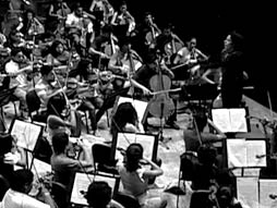 Gustavo Dudamel and the Teresa Carreño Youth Orchestra
