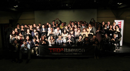 TEDxItaewonChange