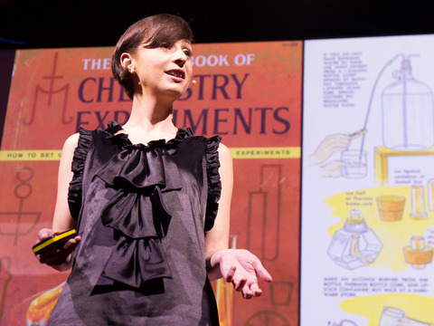TED: Catarina Mota: Play with smart materials - Catarina Mota (2012)