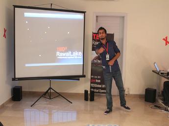 TEDxRawalLakeLive