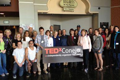 TEDxConejoChange