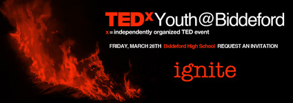 TEDxYouth@Biddeford
