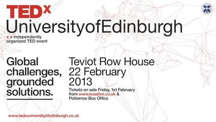 TEDxUniversityofEdinburgh