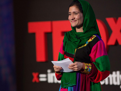 Shabana Basij-Rasikh: Dare to educate Afghan girls | Video on TED.com