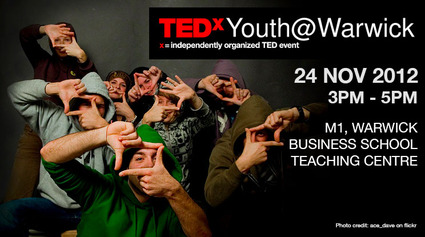TEDxYouth@Warwick