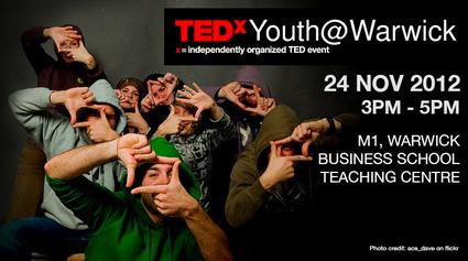 TEDxYouth@Warwick